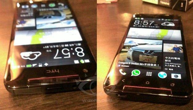 HTC Butterfly S: Neue Bilder zeigen Stereo-Lautsprecher und Sense 5