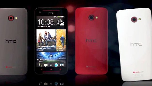 How would you like a half-priced HTC One M8 made of plastic?
