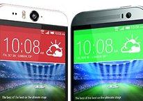HTC Desire Eye vs. HTC One (M8): Mehr als nur ein Kamera-Upgrade