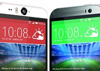 HTC Desire Eye vs HTC One (M8)