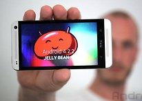 Android 4.2.2 arrive sur HTC One chez tous les opérateurs français