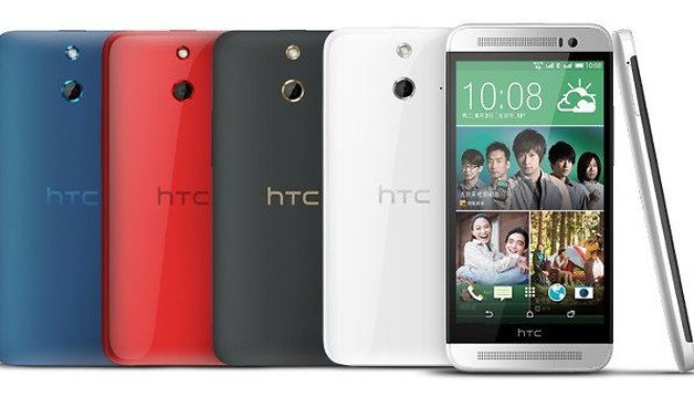 HTC présente le One E8 : un HTC One dual SIM moins cher
