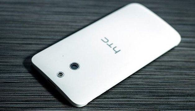 HTC One E8: plastic version of the M8 announced