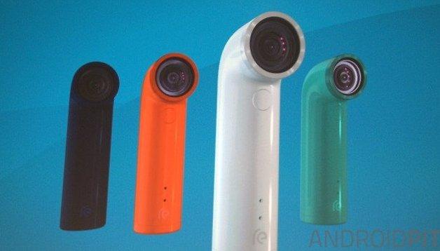 HTC RE im ersten Test: Hands-On mit der Action-Kamera von HTC