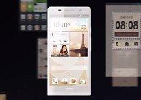 Huawei Ascend P6 - El Smartphone más fino ya es oficial