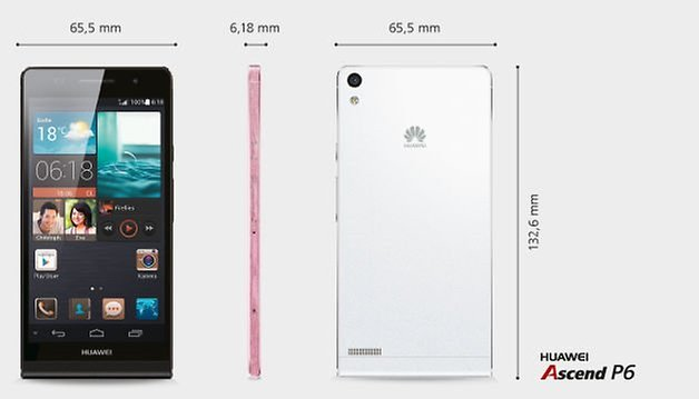 huawei ascend p6 8