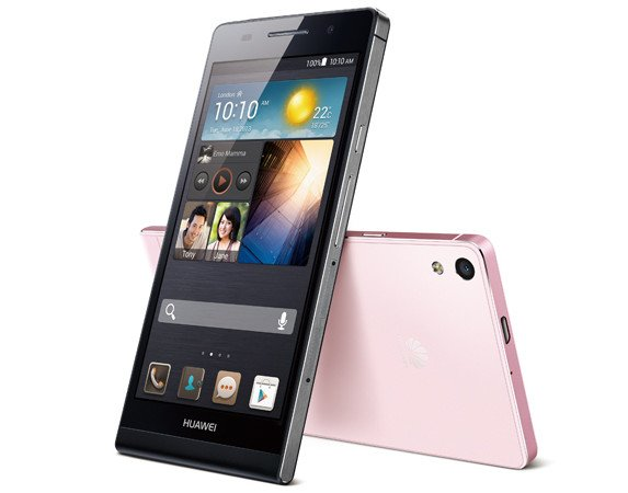 huawei ascend p6 9