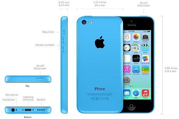 iPhone5C 1