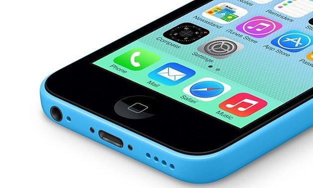 iPhone5C 5
