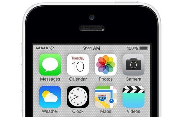 iPhone5C 7