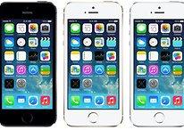 iPhone 5S - Con sensor de huella dactilar y procesador de 64 bit