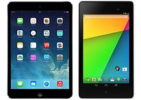 iPad Mini de Retina vs Nexus 7 - Comparamos los tablets rivales