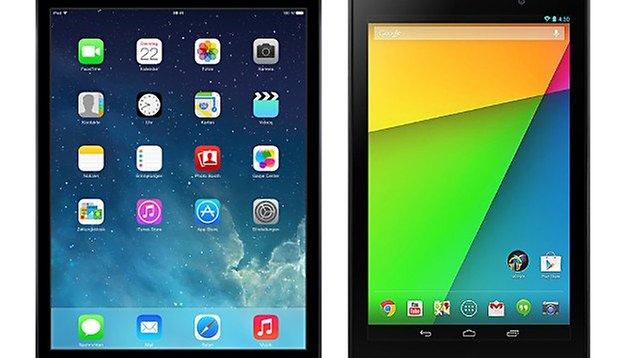 iPad Mini und Nexus 7 im Vergleich: Die Klassenbesten unter sich