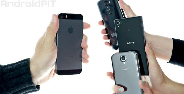iphone5s comparison teaser