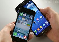 Galaxy S4 vs iPhone 5s: il confronto in un video