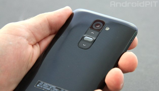 lg g2 review almost everything done right hardware reviews androidpit. Black Bedroom Furniture Sets. Home Design Ideas