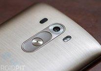 AndroidPIT zeichnet aus: Das LG G3 ist der Smartphone-Champion