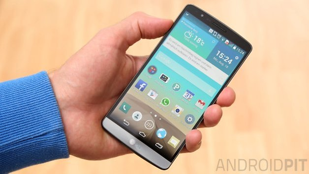 lg g3 front display