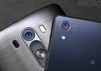 LG G3 vs. Sony Xperia Z2 [VIDEO]