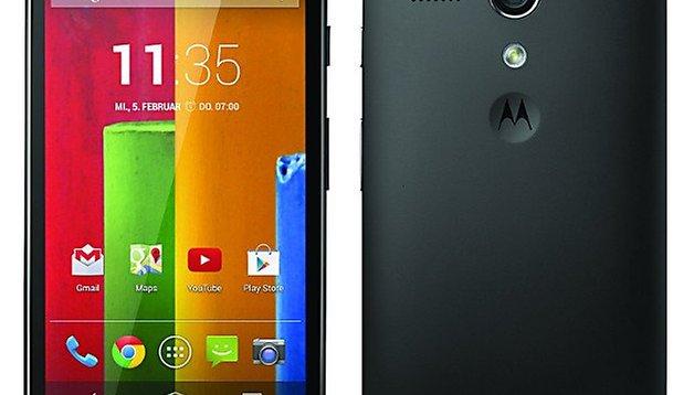 Motorola présente officiellement le Moto G
