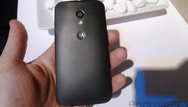 Test du Moto X : le smartphone intelligent de Motorola