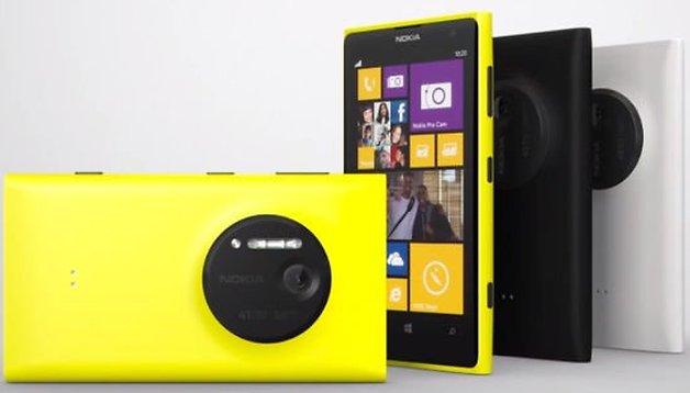 Nokia Lumia 1020 è ufficiale, con supercamera da 41 MB