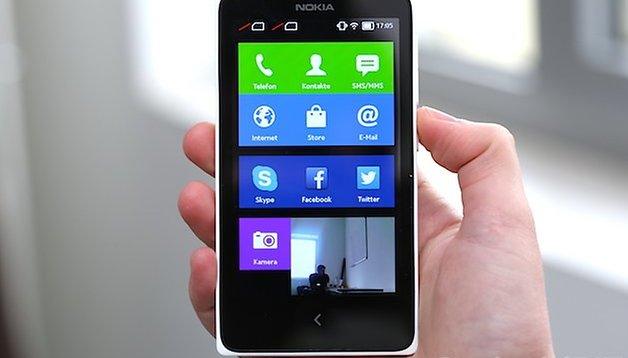 Nokia X im Hands-On: Günstig muss nicht billig sein