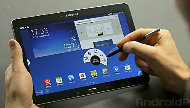 Samsung Galaxy Note 10.1 2014 : test d'une tablette qui a de l'avenir