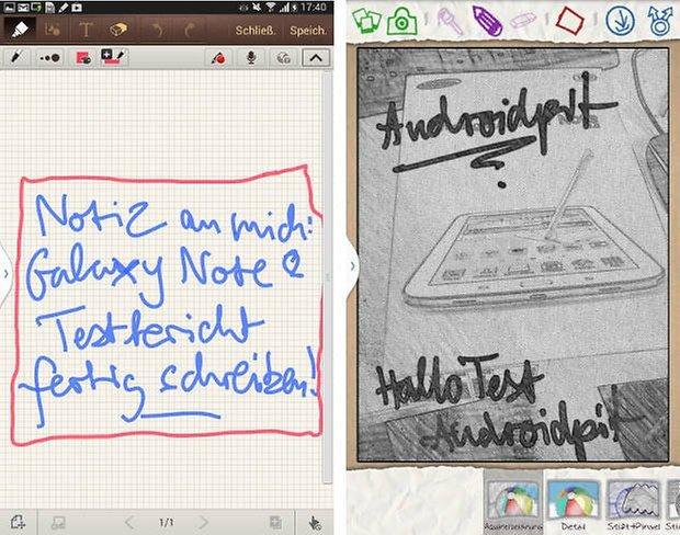 note 8 screenshot 2