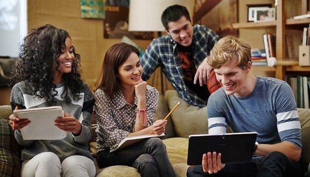 Samsung muestra su nueva familia de tablets: Galaxy Note Pro y Tab Pro