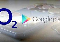 Top-Apps bei Google Play für die Hälfte: 50 % Rabatt für o2-Kunden