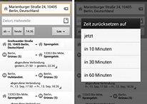 Öffi versus moovel: Die Fahrplan-Apps im Vergleich
