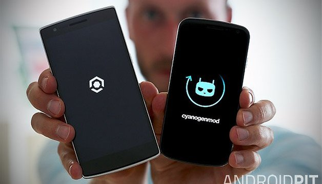 CyanogenMod 11 vs CyanogenMod 11S: the main differences