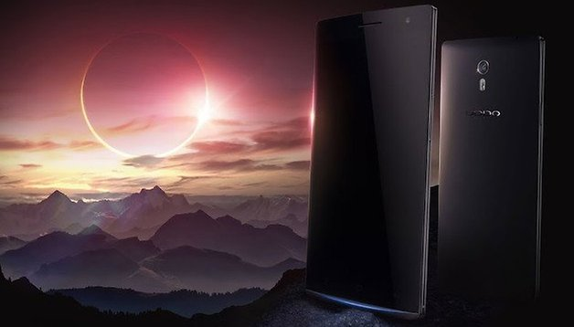 Oppo drops the Find 7: the world's first 2K display smartphone