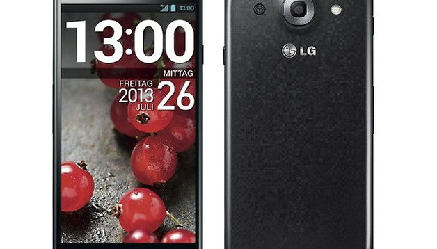 LG poised to start rolling out KitKat to Optimus G Pro