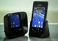 Panasonic KX-PRX150: a landline & smartphone in one?