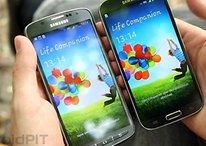 Galaxy S4 Active und S4 im Video-Vergleich: Die zweieiigen Zwillinge