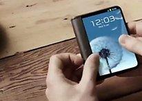 Samsung promete pantallas plegables para el 2015
