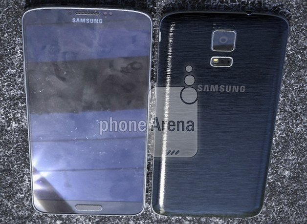 samsung galaxy f phoneleaks 1