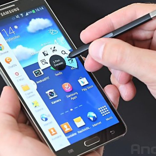 how to take a screenshot with the samsung galaxy note 3 3 easy