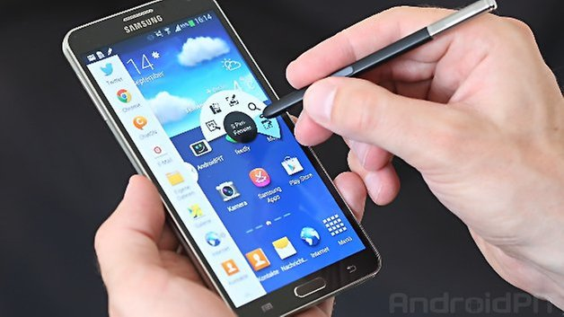 samsung galaxy note 3 top 5