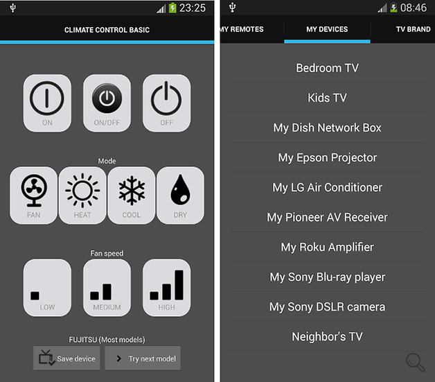 samsung galaxy s4 remote