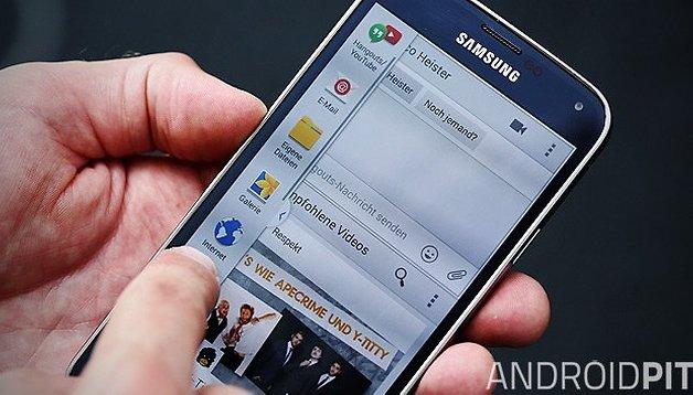 Samsung Multi Window: Wie man das Multitasking-Feature aktiviert und nutzt
