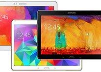 Galaxy Note, Galaxy TabPRO, Galaxy Tab S: Durchblick im Samsung-Dschungel