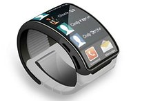 Galaxy Gear, la app rivelata in alcuni screenshot