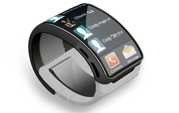 samsung smartwatch render