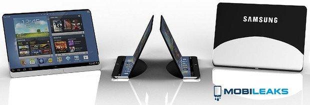 samsung tablet flexible 1