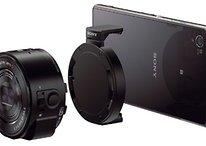 Cyber-Shot QX Lens - Los objetivos externos de Sony (actualizado)