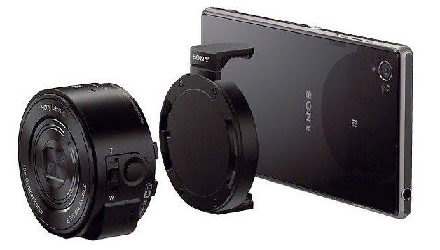 Cyber-Shot : Sony présente deux objectifs pour smartphone