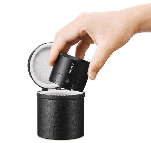 sony lens g 8
